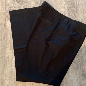 GAP black khaki trouser